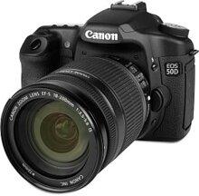 Máy ảnh DSLR Canon EOS 50D (EF-S 18-55mm IS) Lens Kit - 15.1MP