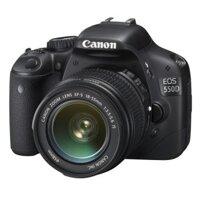Máy ảnh DSLR Canon EOS 550D (Rebel T2i / EOS Kiss X4)- 5184 x 3456 pixels