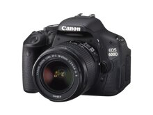Máy ảnh DSLR Canon EOS 600D (EOS Rebel T3i / EOS Kiss X5) (EF-S 18-200mm F3.5-5.6 IS) - 18 MP