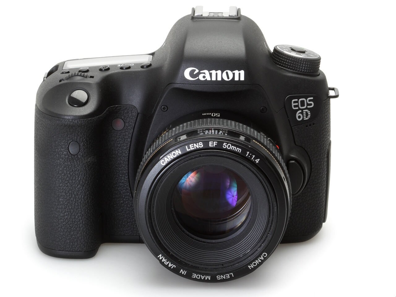 Máy ảnh DSLR Canon EOS 6D Body - 20.2MP