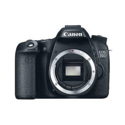 Máy ảnh DSLR Canon EOS 70D Body