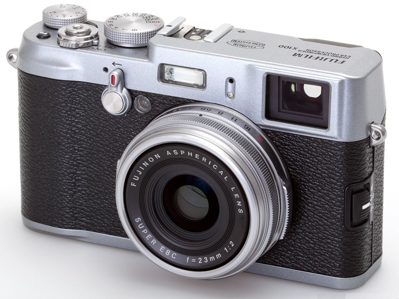 Máy ảnh DSLR Fujifilm X100 - 4896 x 3264 pixels