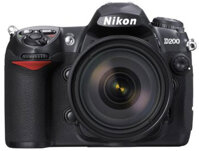 Máy ảnh DSLR Nikon D200 Body - 3840 × 2400 pixels