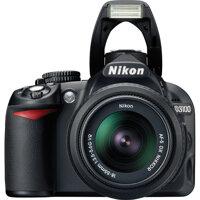 Máy ảnh DSLR Nikon D3000 Body - 3872 x 2592 pixels