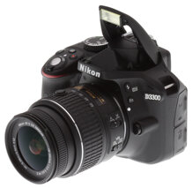 Máy ảnh DSLR Nikon D3300 (S18-55 VRII/ 18-55 VR II) - 24.2MP