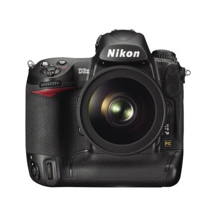 Máy ảnh DSLR Nikon D3X Body - 24.5 MP