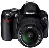 Máy ảnh DSLR Nikon D40 Kit (Lens 18-55mm) - 6.2MP