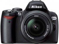 Máy ảnh DSLR Nikon D40x (AF-S 18-55mm) - 3200× 2048 pixels