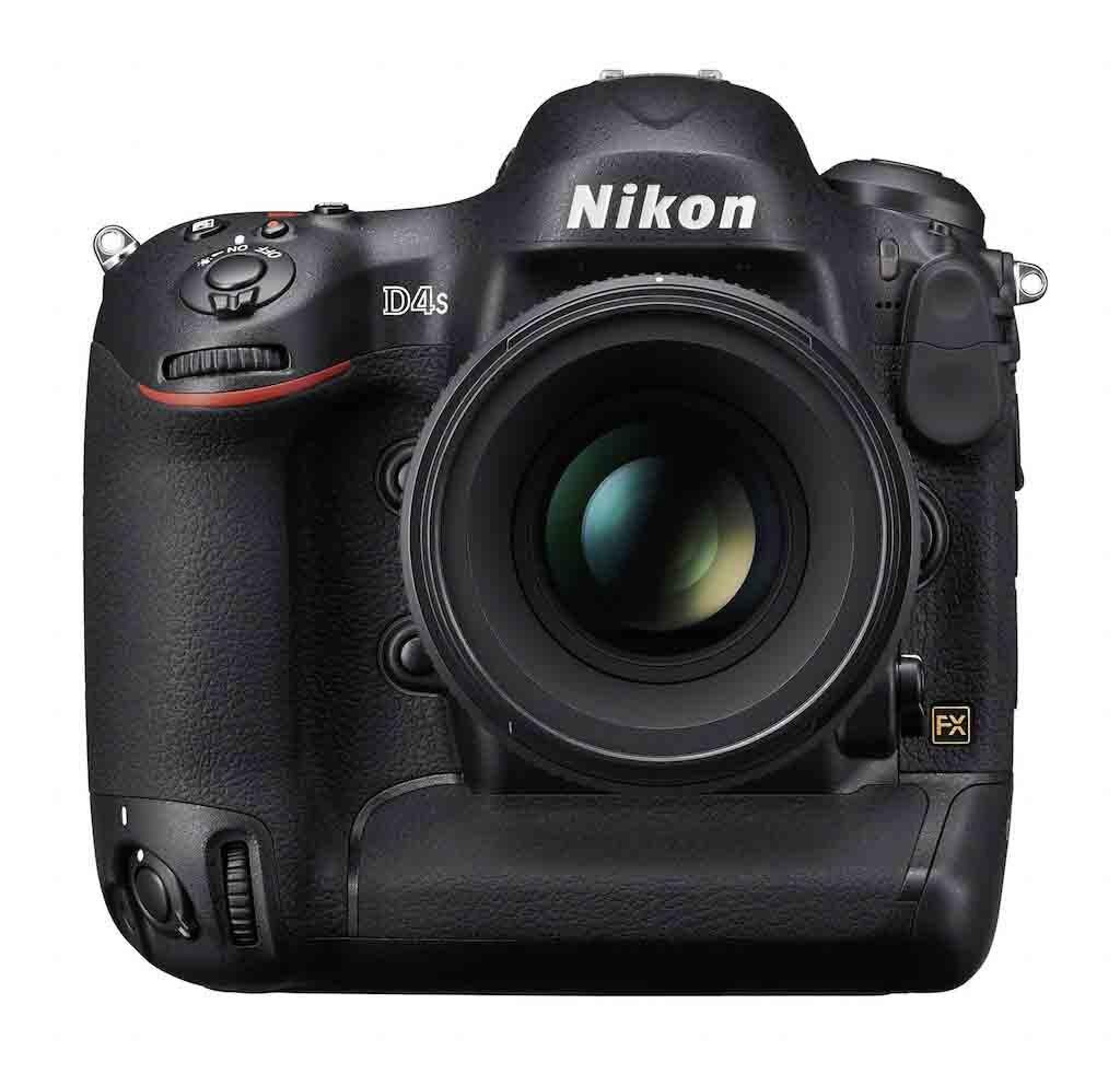 Máy ảnh DSLR Nikon D4S - 16.2 MP