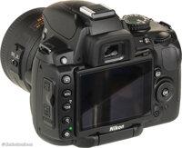 Máy ảnh DSLR Nikon D5000 Body - 4288 x 2848 pixels