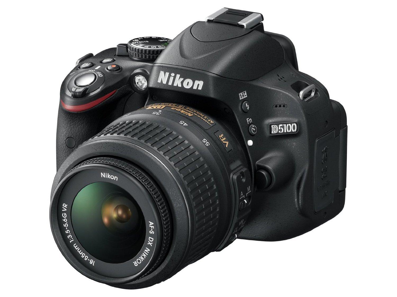 Máy ảnh DSLR Nikon D5100 Body