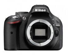 Máy ảnh DSLR Nikon D5200 Body - 6000 x 4000 pixels