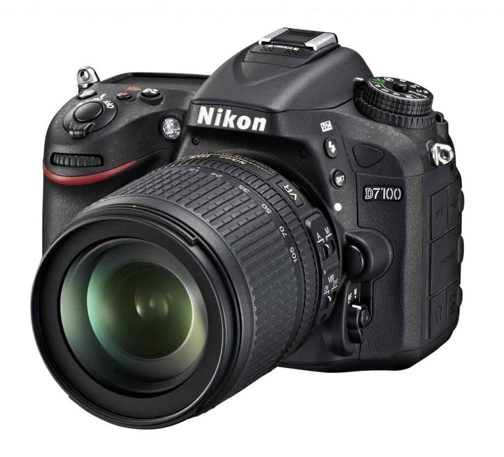 Máy ảnh DSLR Nikon D7100 Body - 24.1 MP
