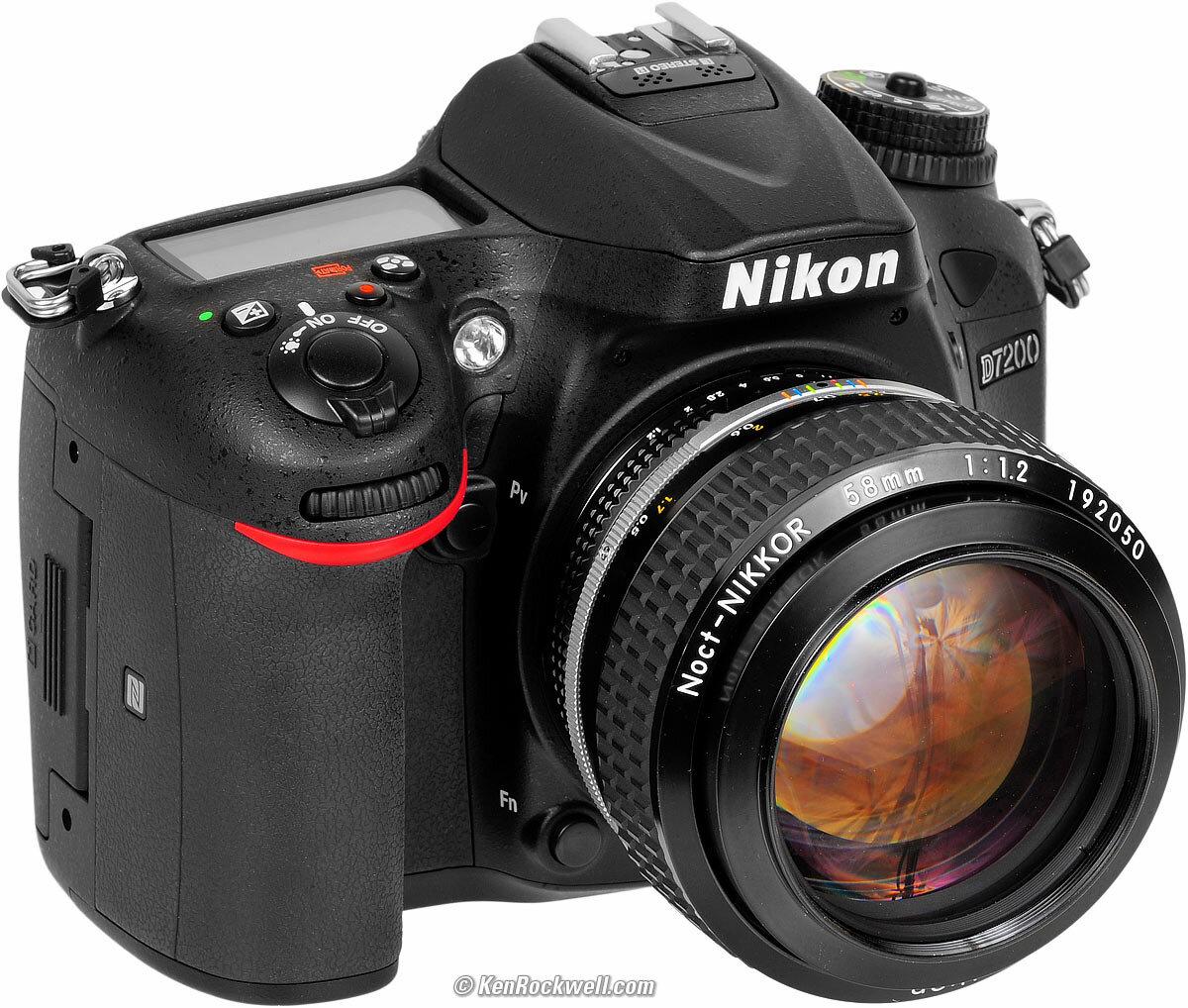 Máy ảnh DSLR Nikon D7200 kit 18-140