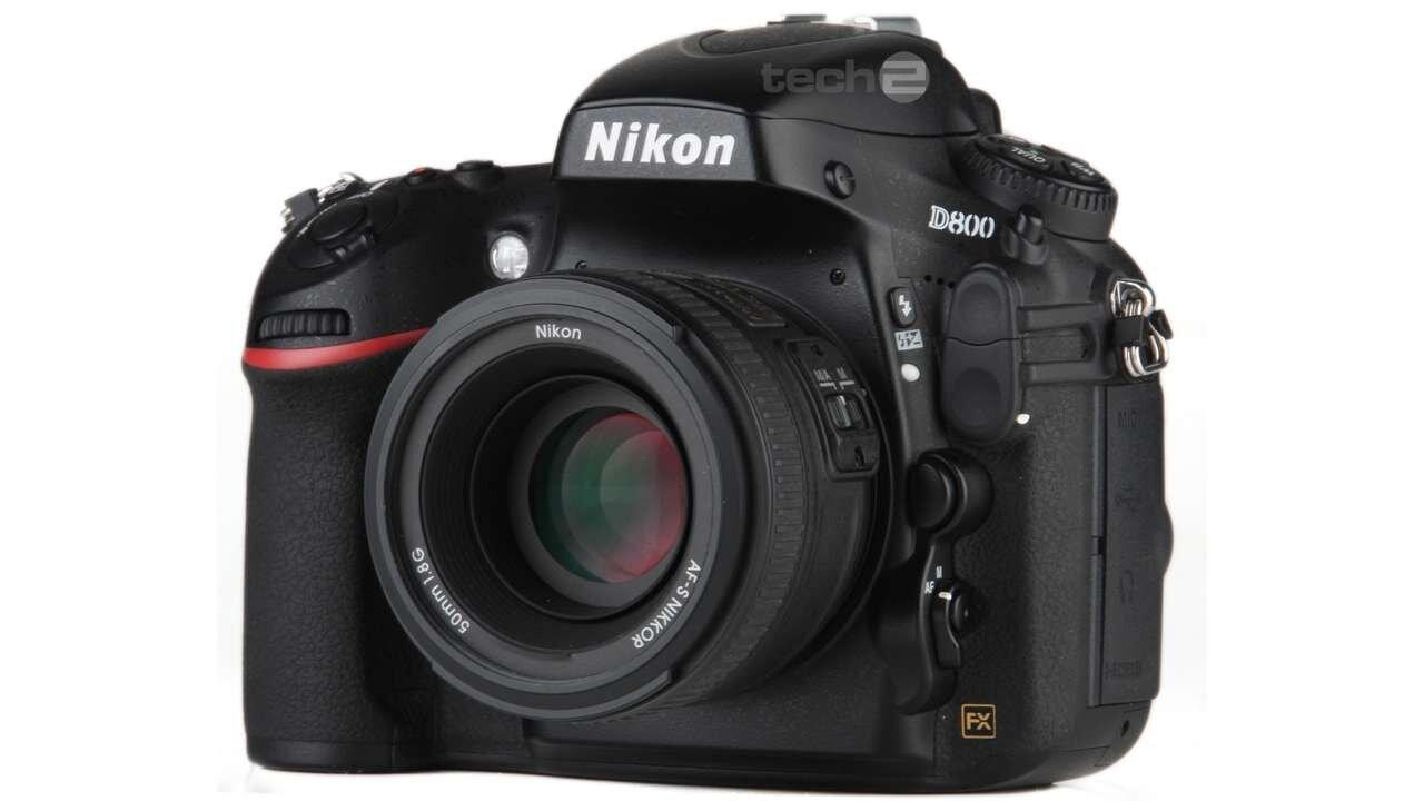 Máy ảnh DSLR Nikon D800 Body - 36.5MP