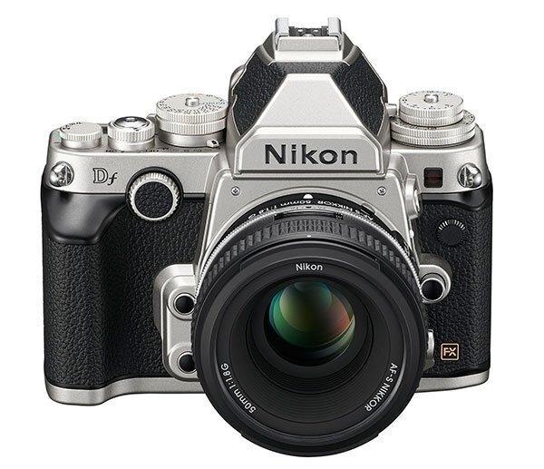 Máy ảnh DSLR Nikon DF body - 16.2 MP