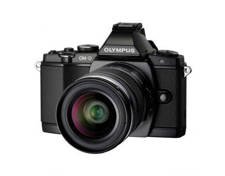 Máy ảnh DSLR Olympus OM-D E-M5 - 16MP