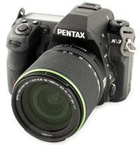 Máy ảnh DSLR Pentax K-3 - 24 MP, 18-135mm F3.5-5.6 DC WR