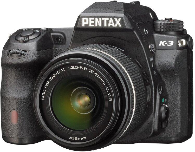 Máy ảnh DSLR Pentax K-3 body