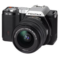 Máy ảnh DSLR Pentax K01 (K-01) (kit 40mm F2.8 XS) - 16.3 MP