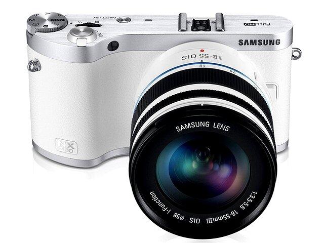 Máy ảnh DSLR Samsung NX300