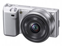 Máy ảnh DSLR Sony Alpha NEX-5D - 14.2MP