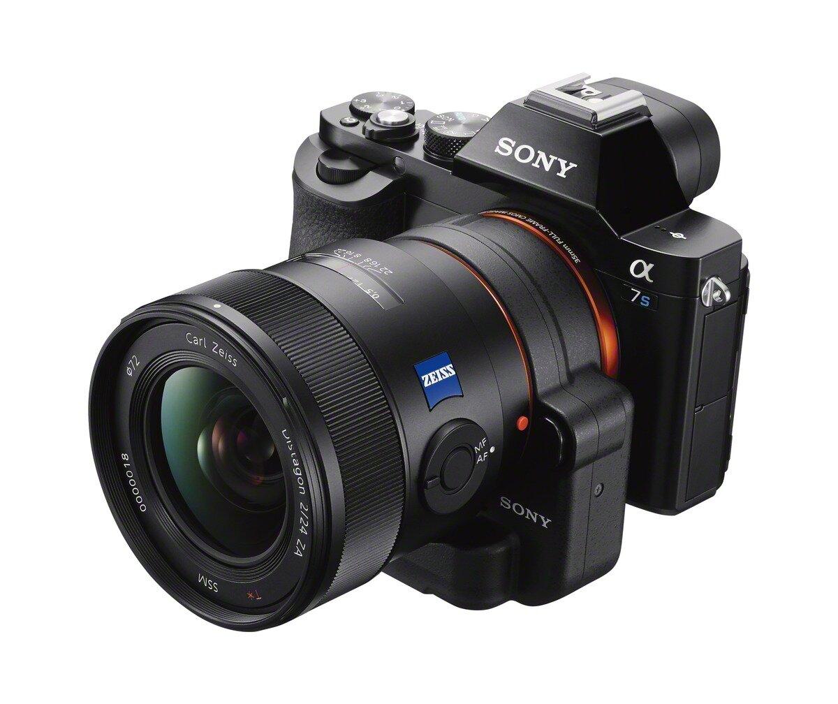 Máy ảnh DSLR Sony Alpha NEX-7 Body