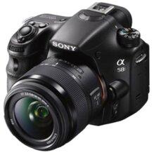 Máy ảnh DSLR Sony Alpha SLT-A58 - 20.1MP