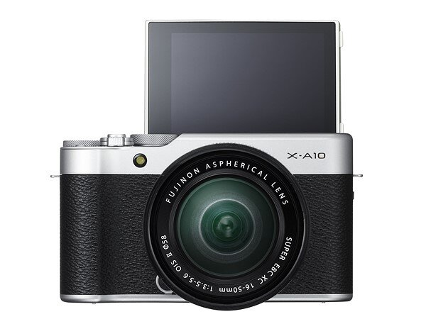 Máy ảnh Fujifilm X-A10 + 16-50mm