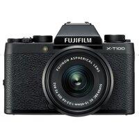 Máy ảnh Fujifilm X-T100 + XC 15-45mm