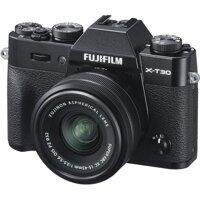 Máy ảnh Fujifilm X-T30 + Kit 15-45mm