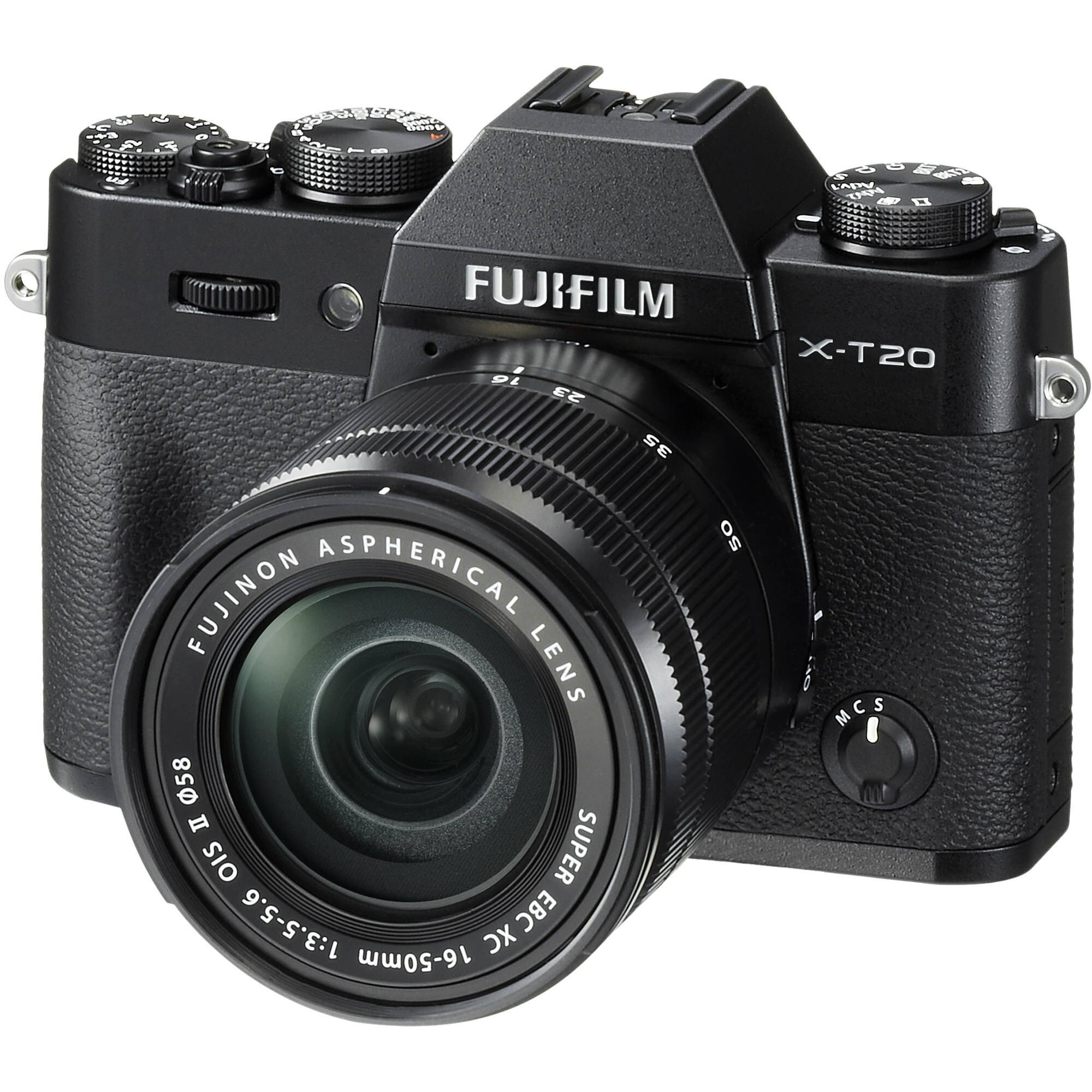 Máy ảnh Fujifilm XT20 Kit 16-50 OIS