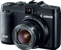 Máy ảnh kỹ thuật số Canon PowerShot G16 - 12.1 MP