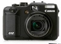 Máy ảnh kỹ thuật số Canon PowerShot G12 - 16.1 MP