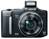 Máy ảnh kỹ thuật số Canon PowerShot SX 160IS (SX 160 IS / SX160 IS) - 16.0MP