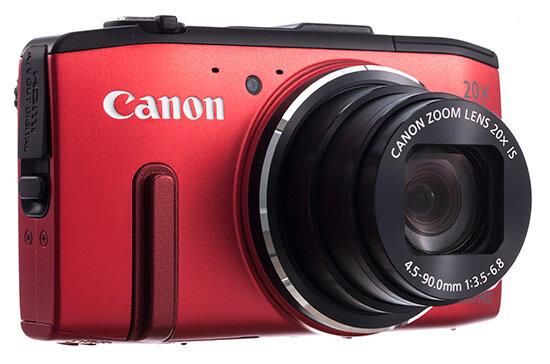 Máy ảnh kỹ thuật số Canon PowerShot SX280HS (SX280 HS) - 12.1 MP