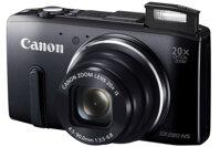 Máy ảnh kỹ thuật số Canon PowerShot SX240HS (SX240 HS) - 12.1 MP