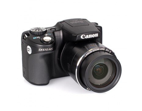 Máy ảnh kỹ thuật số Canon PowerShot SX510HS (SX510 HS) - 12.1 MP