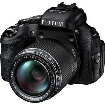 Máy ảnh kỹ thuật số Fujifilm FinePix HS50EXR (HS50 EXR) - 16 MP
