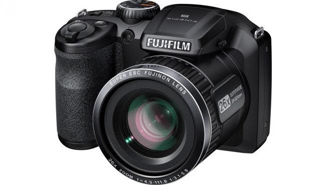 Máy ảnh kỹ thuật số Fujifilm FinePix S4600 - 16 MP