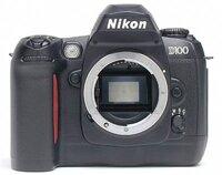 Máy ảnh kỹ thuật số Nikon D100 body 6MP