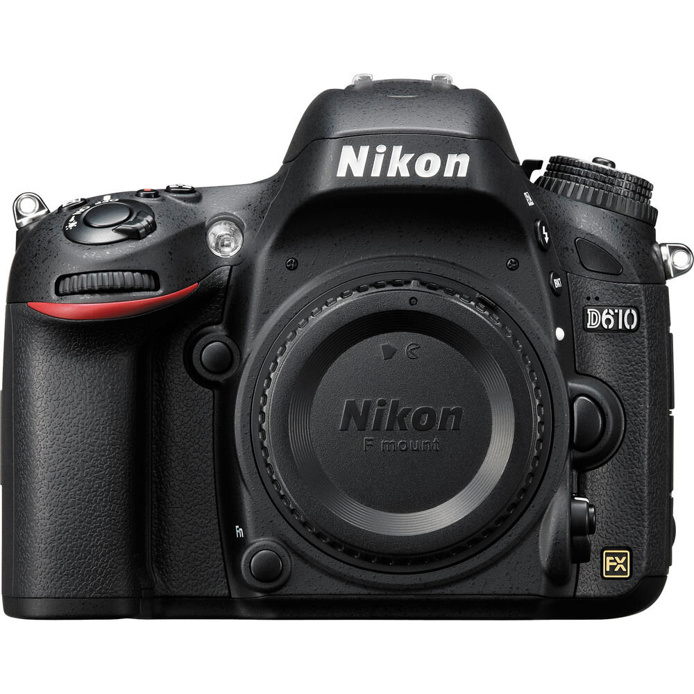 Máy ảnh kỹ thuật số Nikon DSLR D610 body