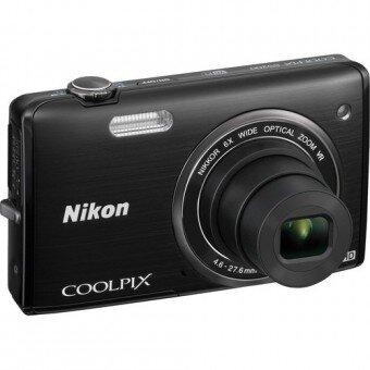 Máy ảnh kỹ thuật số Nikon Coolpix S5200 - 16 MP