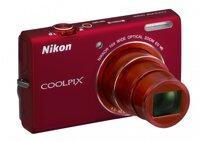 Máy ảnh kỹ thuật số Nikon Coolpix S6200 - 16 MP