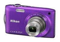 Máy ảnh kỹ thuật số Nikon Coolpix S3300 – 16.0MP