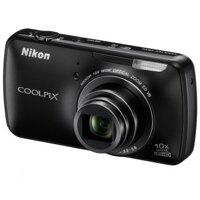 Máy ảnh kỹ thuật số Nikon Coolpix S800c - 16 MP