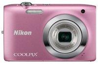 Máy ảnh kỹ thuật số Nikon Coolpix S2600 - 14MP