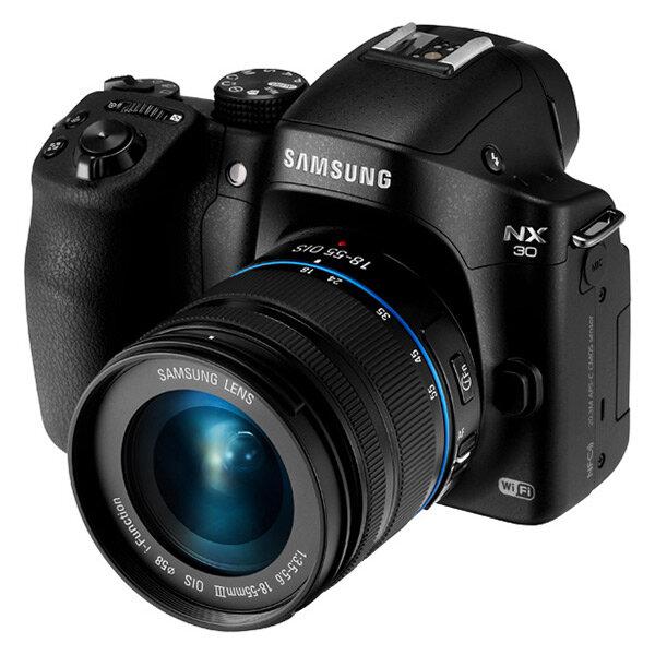 Máy ảnh kỹ thuật số Samsung EV-NX30ZZBGBVN