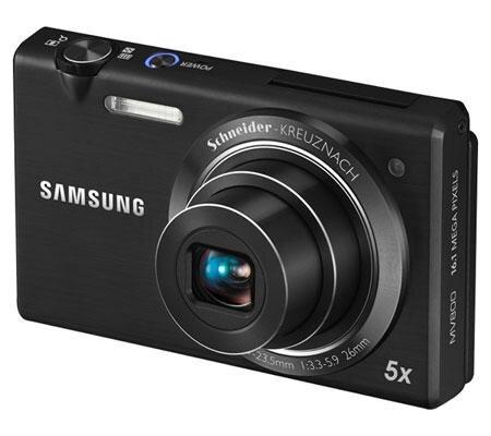 Máy ảnh kỹ thuật số Samsung MV800 - 16.1MP