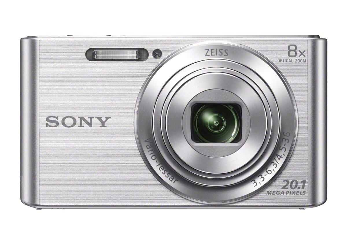 Máy ảnh kỹ thuật số Sony Cyber shot DSC-W830 - 20.1 MP